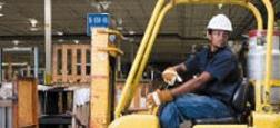 Forklift Training Grande Prairie